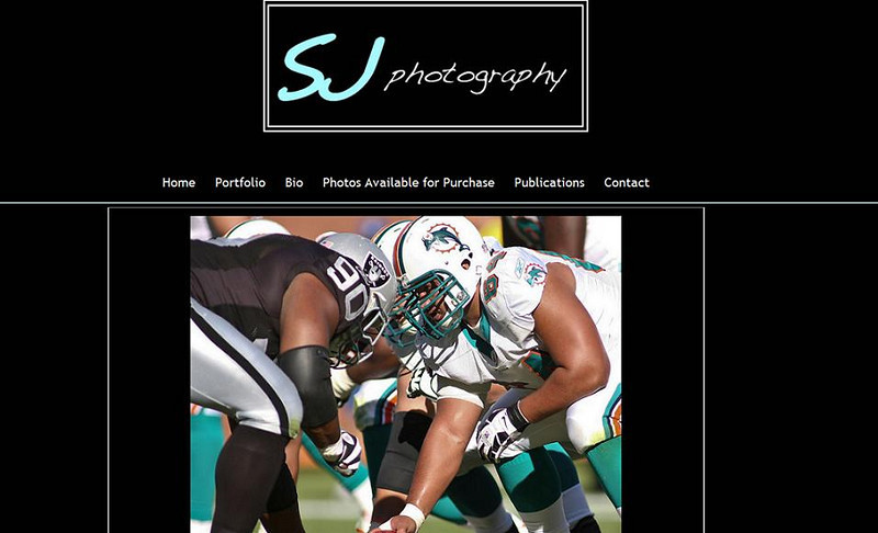 """<p class=""""ContentText""""> SJ Photography – Florida photographer specializes in sports and event photography<br><br> SmugMug Customization -  By jR Customization </p>  <p class=""""ContentSubHeader""""> <a href=""""http://www.sjgphoto.net/"""" target=""""_blank"""" onClick=""""javascript: pageTracker._trackPageview('/outgoing/http://www.sjgphoto.net/);"""">SJ Photography</a> </p>  <p class=""""ContentText""""> - Florida Photographer<br> - Specializes in sports and event photography<br> - Web site is at <a href=""""http://www.sjgphoto.net/"""" target=""""_blank"""" onClick=""""javascript: pageTracker._trackPageview('/outgoing/http://www.sjgphoto.net/);"""">SJ Photography</a><br> - Entire Web Site Hosted via Smugmug<br>  </p>"""