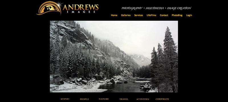"Andrews Images, LLC– Washington and Alaska Photographers specializes in event, nature and landscape photography<br><br> SmugMug Customization and WordPress Integration- By jR Customization <p class=""ContentSubHeader""> <a href=""http://www.andrewsimages.com/"" target=""_blank"" onClick=""javascript: pageTracker._trackPageview('/outgoing/http://www.andrewsimages.com/);"">Andrews Images, LLC</a> </p> <p class=""ContentText""> - Washington and Alaska Photographers<br> - Specializes in event, nature and landscape photography<br> - Web site is at <a href=""http://www.andrewsimages.com/"" target=""_blank"" onClick=""javascript: pageTracker._trackPageview('/outgoing/http://www.andrewsimages.com/);"">Andrews Images, LLC</a><br> - Entire Web Site Hosted via Smugmug<br>  </p>"