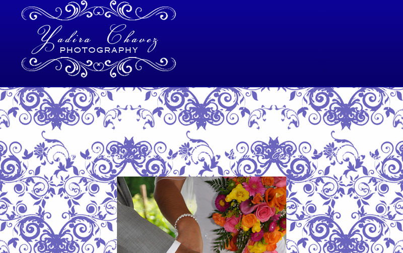 """<p class=""""ContentText""""> Yadira Chavez Photography – Photographer specializes in portrait, wedding and engagement photography <br><br> SmugMug Customization - By jR Customization </p>  <p class=""""ContentSubHeader""""> <a href="""" http://jen.jensphotos28.com/"""" target=""""_blank"""" onClick=""""javascript: pageTracker._trackPageview('/outgoing/ http://jen.jensphotos28.com/);"""">Yadira Chavez Photography</a> </p>  <p class=""""ContentText""""> - Specializes in portrait, wedding and engagement photography<br> - Web site is at <a href="""" http://jen.jensphotos28.com/"""" target=""""_blank"""" onClick=""""javascript: pageTracker._trackPageview('/outgoing/ http://jen.jensphotos28.com/);"""">Yadira Chavez Photography</a><br> - Entire Web Site Hosted via Smugmug<br>  </p>  </p>"""