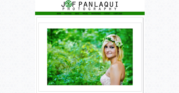 """Jof Panlaqui from Virginia<br /> Specializes in Wedding Photography,Event Photography,Portrait Photography,<br /> Web Site can be found at : <a href=""""http://www.joffoto.com/"""">http://www.joffoto.com/</a><br /> SmugMug Customization by jR Customization"""