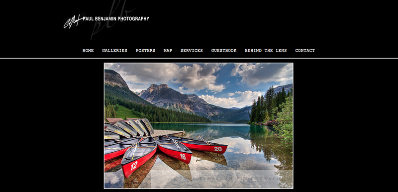 "Paul Benjamin Photography – Western US Photographer specializes in landscape and nature photography<br><br> SmugMug Customization - By jR Customization <p class=""ContentSubHeader""> <a href=""http://www.paulbenjaminphotography.com/"" target=""_blank"" onClick=""javascript: pageTracker._trackPageview('/outgoing/http://www.paulbenjaminphotography.com/);"">Paul Benjamin Photography</a> </p> <p class=""ContentText""> - Western US Photographer<br> - Specializes in portrait and wedding photography<br> - Web site is at <a href=""http://www.paulbenjaminphotography.com/"" target=""_blank"" onClick=""javascript: pageTracker._trackPageview('/outgoing/http://www.paulbenjaminphotography.com/);"">Paul Benjamin Photography</a><br> - Entire Web Site Hosted via Smugmug<br>  </p>"