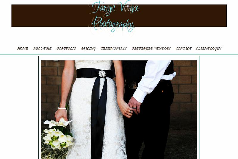 "<p class=""ContentText""> Taryn Vocke Photography - California Photographer specializes in portrait and wedding photography<br><br> SmugMug Customization -  By jR Customization </p>  <p class=""ContentSubHeader""> <a href=""http://www.tarynvockephotography.com/"" target=""_blank"" onClick=""javascript: pageTracker._trackPageview('/outgoing/http://www.tarynvockephotography.com/);"">Taryn Vocke Photography</a> </p>  <p class=""ContentText""> - California Photographer<br> - Specializes in portrait and wedding photography<br> - Web site is at <a href=""http://www.tarynvockephotography.com/"" target=""_blank"" onClick=""javascript: pageTracker._trackPageview('/outgoing/http://www.tarynvockephotography.com/);"">Taryn Vocke Photography</a><br> - Entire Web Site Hosted via Smugmug<br>  </p>  </p>"