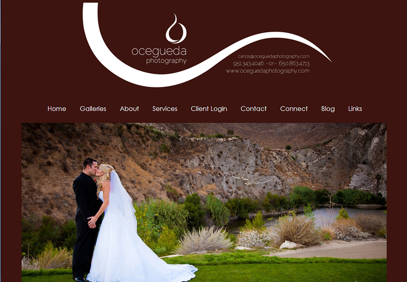 "<p class=""ContentText""> Ocegueda Photography – California photographer specializes in portrait and wedding photography<br><br> SmugMug Customization - By jR Customization </p>  <p class=""ContentSubHeader""> <a href="" http://www.oceguedaphotography.com/"" target=""_blank"" onClick=""javascript: pageTracker._trackPageview('/outgoing/ http://www.oceguedaphotography.com/);"">Ocegueda Photography</a> </p>  <p class=""ContentText""> - California photographer<br> - Specializes in portrait and wedding photography<br> - Web site is at <a href="" http://www.oceguedaphotography.com/"" target=""_blank"" onClick=""javascript: pageTracker._trackPageview('/outgoing/ http://www.oceguedaphotography.com/);"">Ocegueda Photography</a><br> - Entire Web Site Hosted via Smugmug<br>  </p>"