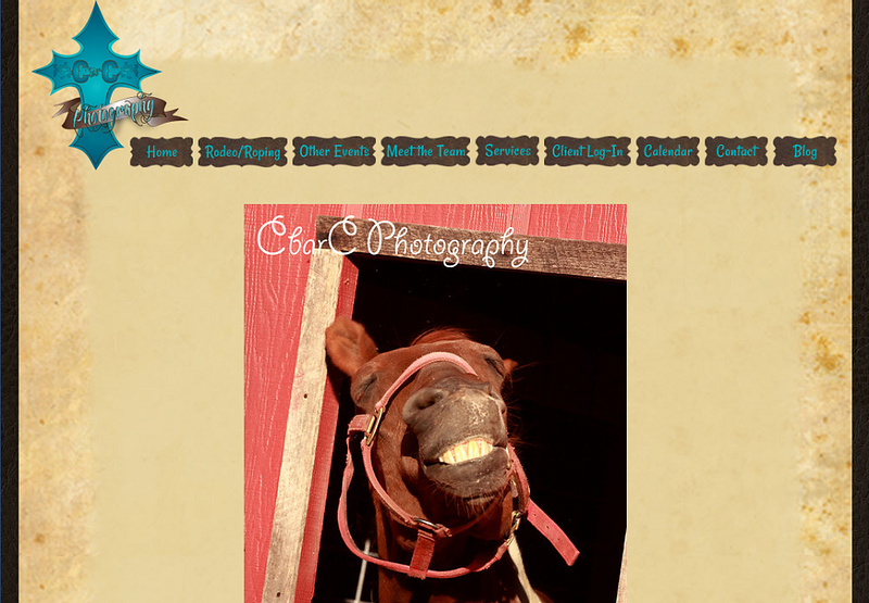 """<p class=""""ContentText""""> CbarC Photography – Tennessee photographer specializes in rodeo photography<br><br> SmugMug Customization and WordPress Integration - By jR Customization </p>  <p class=""""ContentSubHeader""""> <a href="""" http://www.cbarcphotography.com/"""" target=""""_blank"""" onClick=""""javascript: pageTracker._trackPageview('/outgoing/ http://www.cbarcphotography.com/);"""">CbarC Photography</a> </p>  <p class=""""ContentText""""> - Tennessee photographer<br> - Specializes in rodeo photography<br> - Web site is at <a href="""" http://www.cbarcphotography.com/"""" target=""""_blank"""" onClick=""""javascript: pageTracker._trackPageview('/outgoing/ http://www.cbarcphotography.com/);"""">CbarC Photography</a><br> - Entire Web Site Hosted via Smugmug<br>  </p>"""