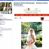 """<p class=""""ContentText""""> Stephanie Elaine Photography –Photographer specializes in children, portrait, senior, and wedding photography<br><br> SmugMug Customization - By jR Customization </p>  <p class=""""ContentSubHeader""""> <a href=""""http://www.facebook.com/Cathy.Photography"""" target=""""_blank"""" onClick=""""javascript: pageTracker._trackPageview('/outgoing/http://www.facebook.com/StephanieElainePhotography);"""">Stephanie Elaine Photography</a> </p>  <p class=""""ContentText""""> - Specializes in children, portrait, senior, and wedding photography<br> - Web site is at <a href="""" http://www.facebook.com/StephanieElainePhotography"""" target=""""_blank"""" onClick=""""javascript: pageTracker._trackPageview('/outgoing/ http://www.facebook.com/StephanieElainePhotography');"""">Stephanie Elaine Photography Photography</a><br> - Entire Web Site Hosted via Smugmug<br> <br> - Facebook Fan Page  is at <a href=""""http://www.facebook.com/StephanieElainePhotography"""" target=""""_blank"""" onClick=""""javascript: pageTracker._trackPageview('/outgoing/http://www.facebook.com/StephanieElainePhotography');"""">Facebook Fan Page - Stephanie Elaine Photography</a><br>  <br><br> </p>  </p>"""