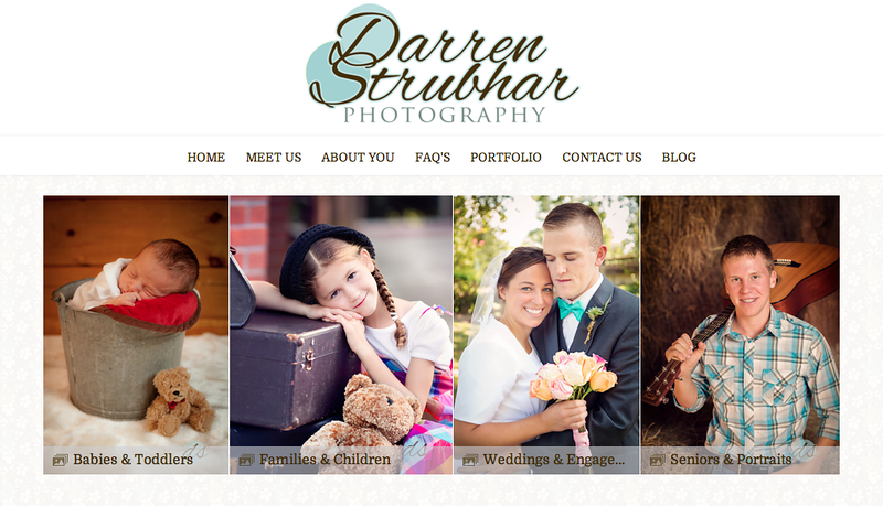 "Darren Strubhar Photography<br /> Specializes in Wedding Photography, Event Photography, Portrait Photography, Senior Photography<br /> Web Site can be found at : <a href=""http://www.dnlphotography.com/"">http://www.dnlphotography.com/</a><br /> SmugMug Customization by jR Customization"