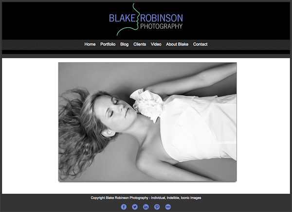 """Blake Robinson Photography  from Connecticut<br /> Specializes in Portrait Photography, Model Photography, Actor/Actress Photography<br /> Web Site can be found at: <a href=""""http://www.blakerobinsonphotography.com"""">http://www.blakerobinsonphotography.com</a><br /> SmugMug Customization by jR Customization"""
