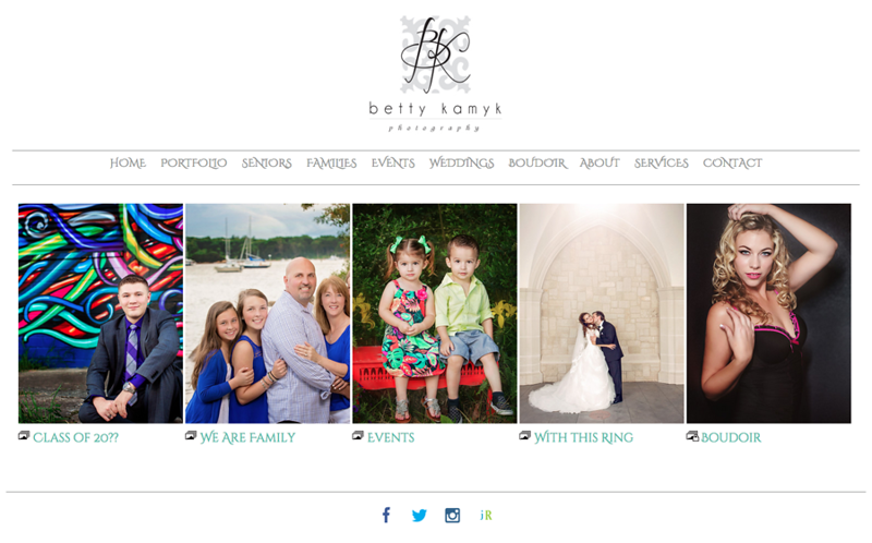 Betty Kamyk Photography
