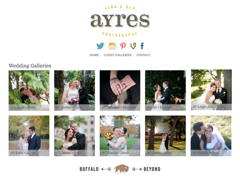 "Ayres Photography from Buffalo, NY<br /> Specializes in Portraits, Weddings and Portrait Photography<br /> Web Site can be found at : <a href=""http://ayresphoto.smugmug.com/"">http://ayresphoto.smugmug.com/</a><br /> SmugMug Customization by jR Customization"