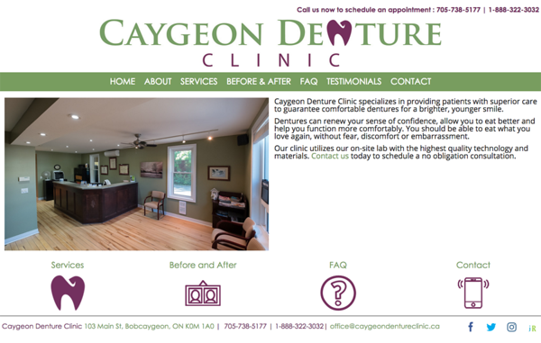 Caygeon Denture Clinic