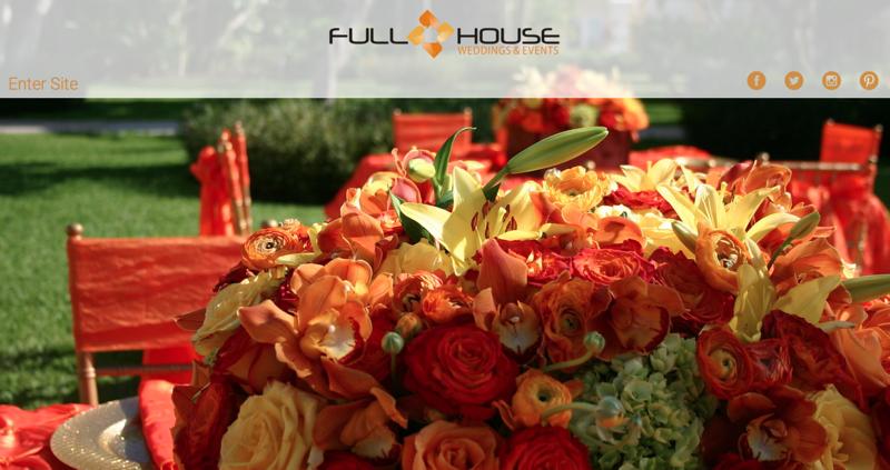 Full House Weddings & Events