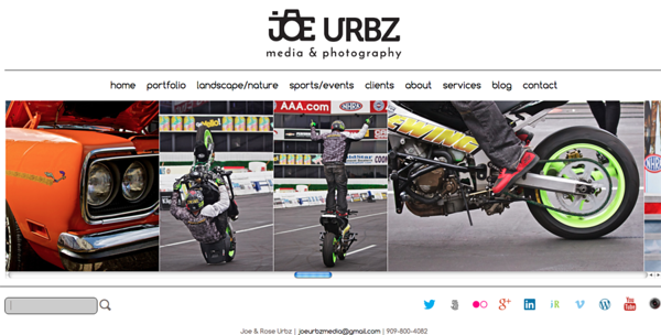 Joe Urbz Media & Photography