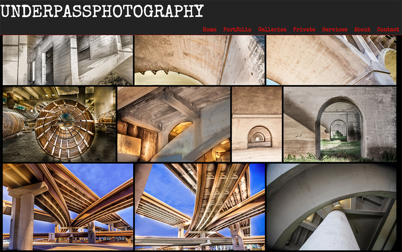 Underpass Photography