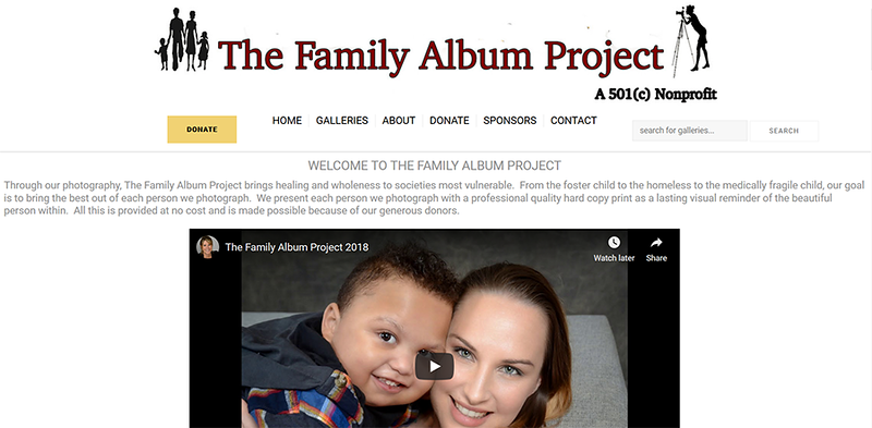 The Family Album Project