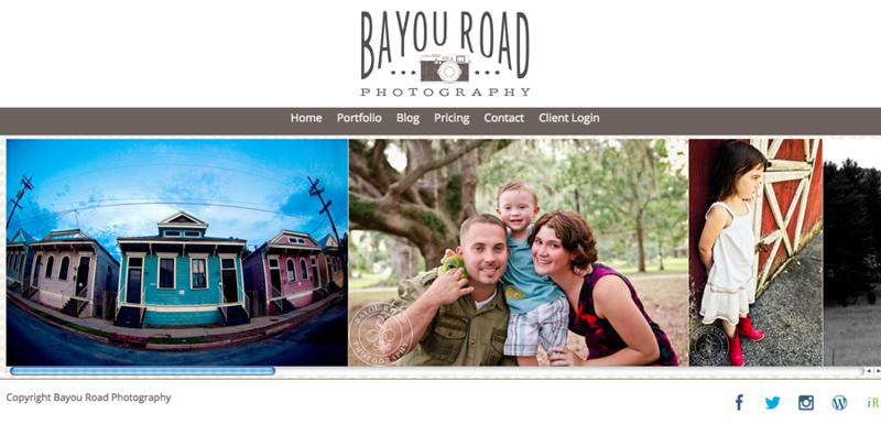 Bayou Road Photography