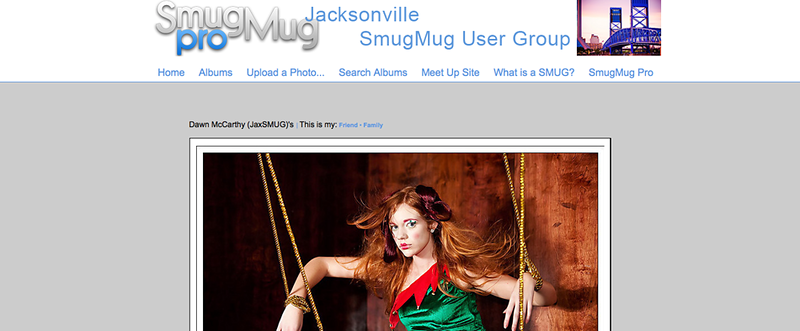 """Jacksonville SmugMug User Group  - by jR Customization   <p class=""""ContentText""""> <br><br> - Web site is at <a href=""""http://www.jaxsmug.smugmug.com"""" target=""""_blank"""" onClick=""""javascript: pageTracker._trackPageview('/outgoing/jaxsmug.smugmug.com');"""">Jacksonville SmugMug User Group</a><br> - Entire Web Site Hosted via Smugmug<br>  </p>"""