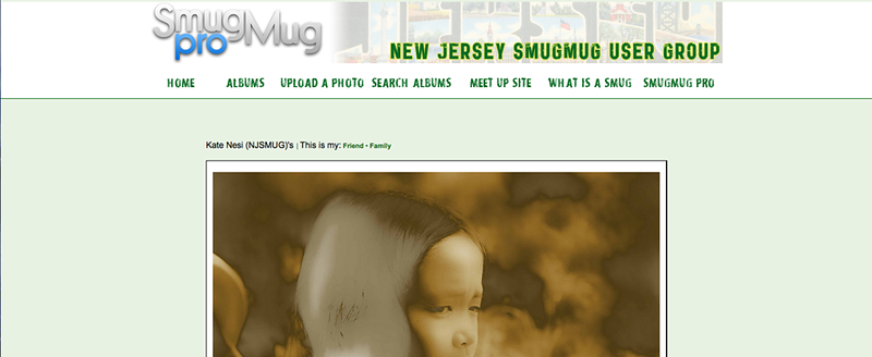 "New Jersey SmugMug User Group  - by jR Customization   <p class=""ContentText""> <br><br> - Web site is at <a href=""http://www.njsmug.smugmug.com"" target=""_blank"" onClick=""javascript: pageTracker._trackPageview('/outgoing/njsmug.smugmug.com');"">New Jersey SmugMug User Group</a><br> - Entire Web Site Hosted via Smugmug<br>  </p>"