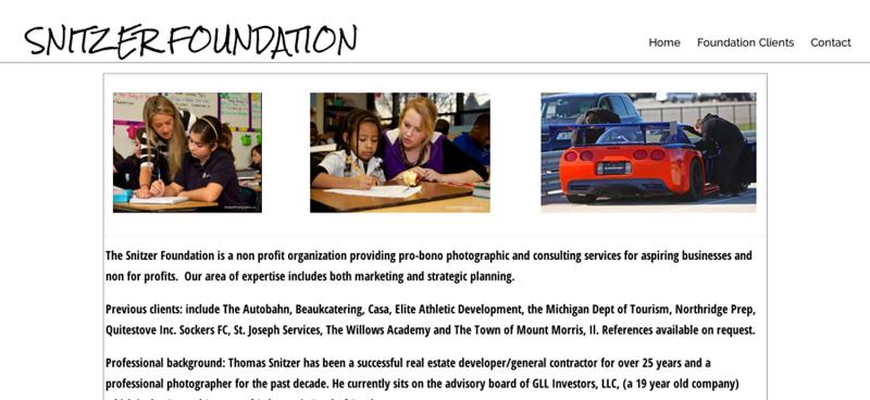 Snitzer Foundation