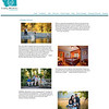 Testimonial Page - Text and Image Layout