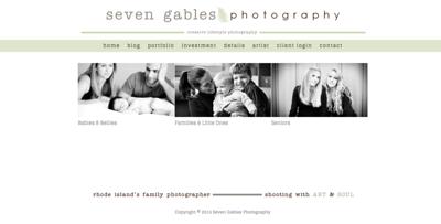 Portfolio  - Splash Page
