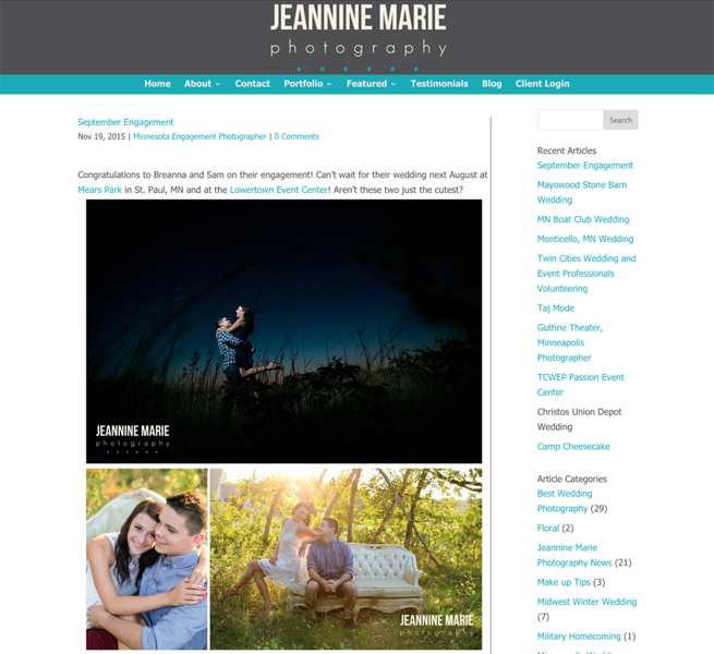 Jeannine Marie Photography
