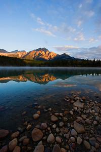 Patricia Lake Sunrise - Canada -2007 Dgrin Shoot Out