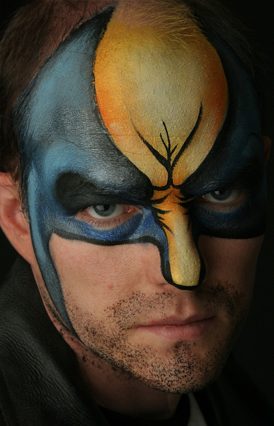 Don as Wolverine