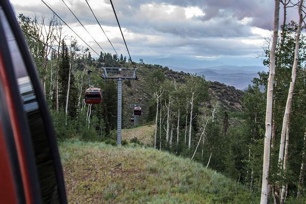 Red Pine gondola