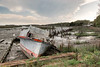 Broken Down Boat