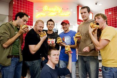 7 sorcerers, Windows 7, seven 7x7 burgers!