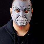 "Ray as ""Panthro"" from ThunderCats"