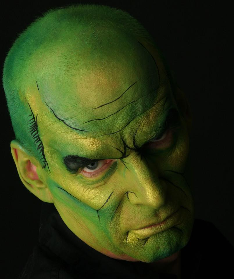 "Chris MacAskill, Co-Founder & President, as ""The Hulk"""