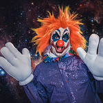 David Kurtz as Rudy from Killer Klown's in Outer space