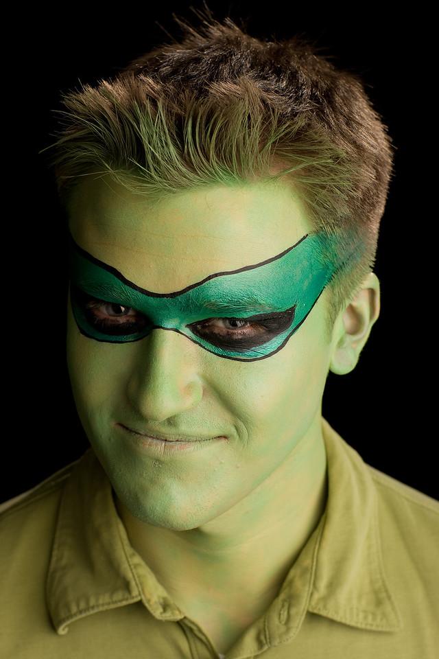 """Oliver as """"Leonardo"""" from Teenage Ninja Turtles"""