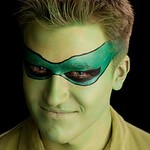 "Oliver as ""Leonardo"" from Teenage Ninja Turtles"