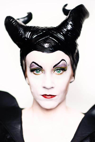 Nikki Worthington as Maleficent