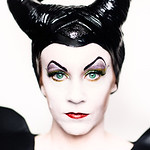 Nikki Worthington as Maleficent