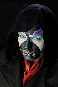 "Sam (Shizam) as ""Spawn"""