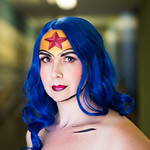 Kate Zimmerman as Wonder Woman