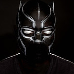 Nyle Harris as The Black Panther
