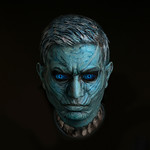 """Amol Mittal as the """"Night King"""" from Game of Thrones"""
