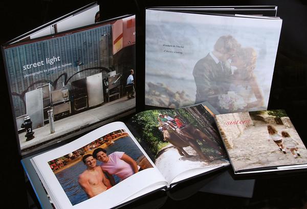 Bookstore quality photobooks