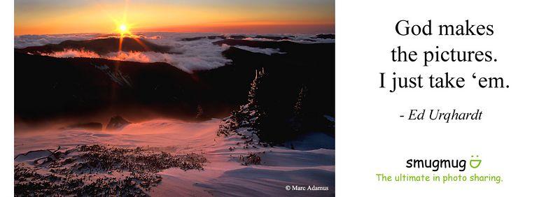 adamus-snow-small-mug