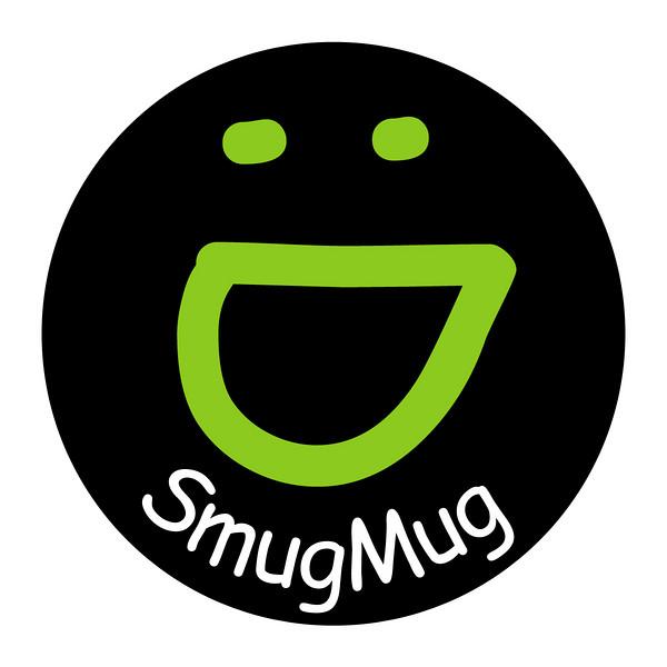 3.5-inch round with SmugMug