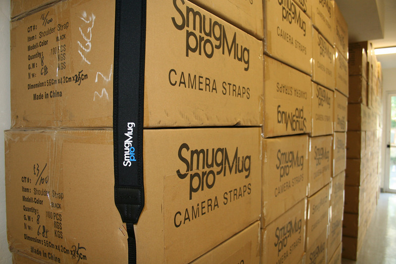 New shipment received June 10th of SmugMug Pro straps.  Not available for shipment yet.