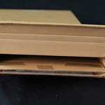 The inside of the package from Bay Photo is robust and protects the photos.