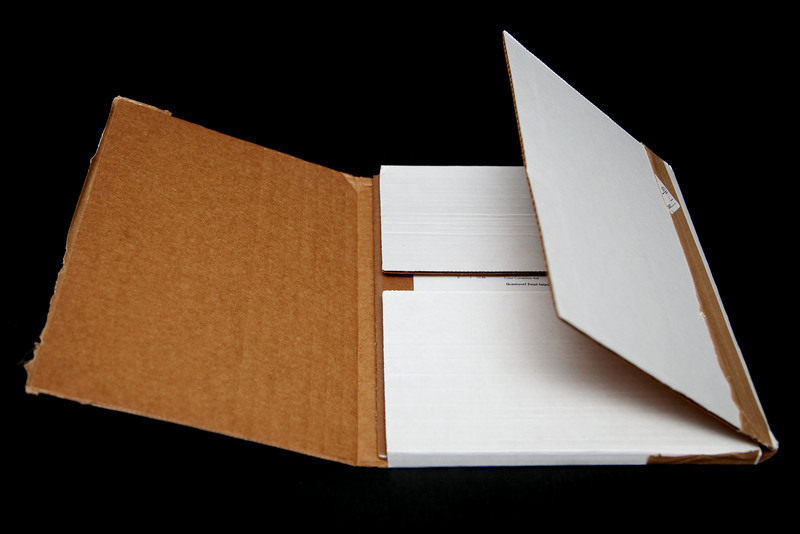The box is really almost a double-box!