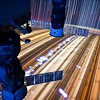 ISS031 star trail created with iss031e065837 thru iss031e065937