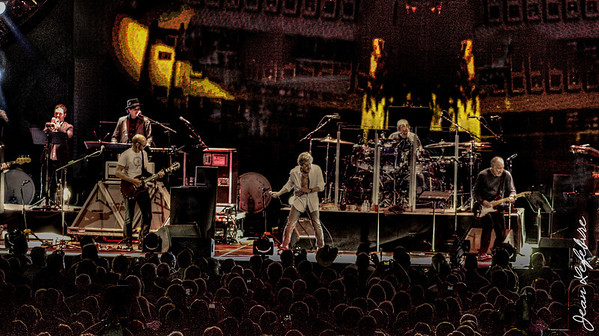 """Only 35 years after they've peaked ... we go see """"The Who"""" in concert! Toronto Ontario."""