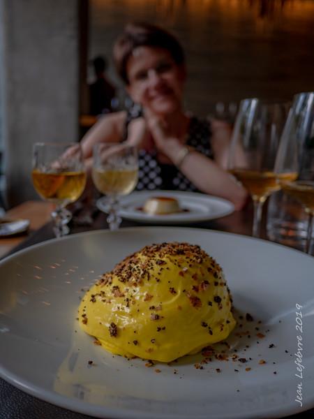 Dessert at Bucca